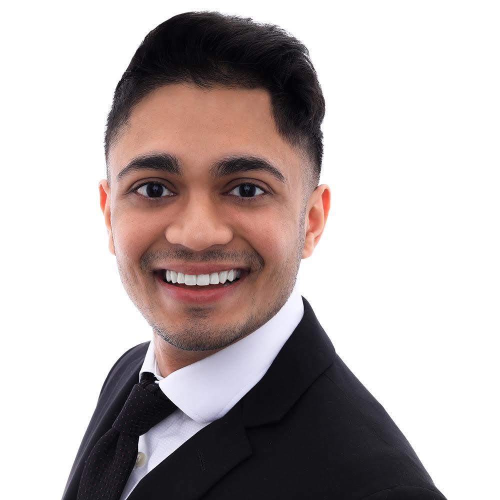 headshot Ankit Patel