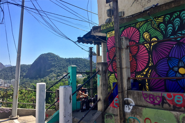 Read more: Three Days in a Favela