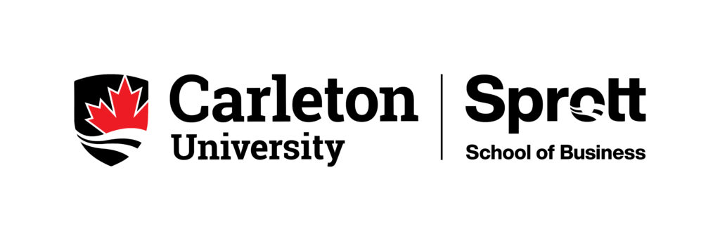 Carleton University, Sprott School of Business logo