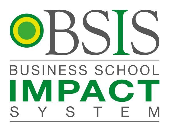 Business School Impact System logo