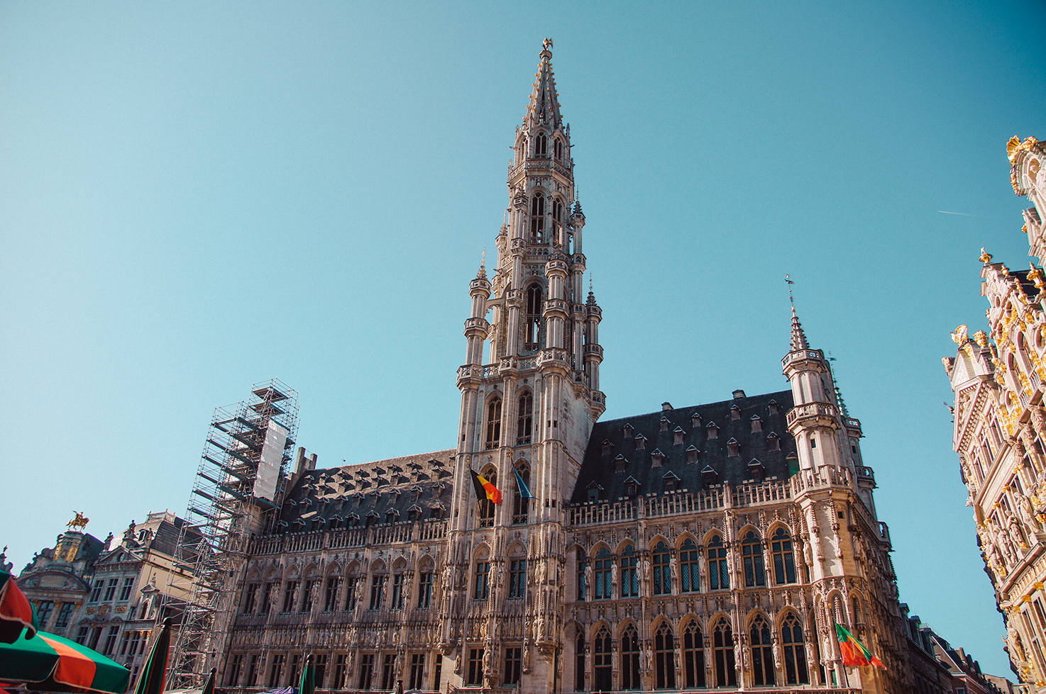 a photo of Grand Place