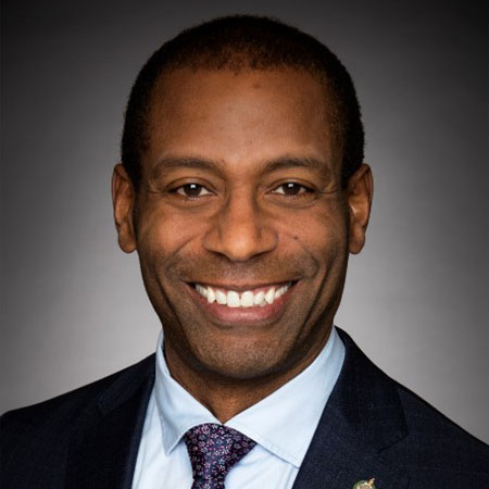 A picture of Greg Fergus