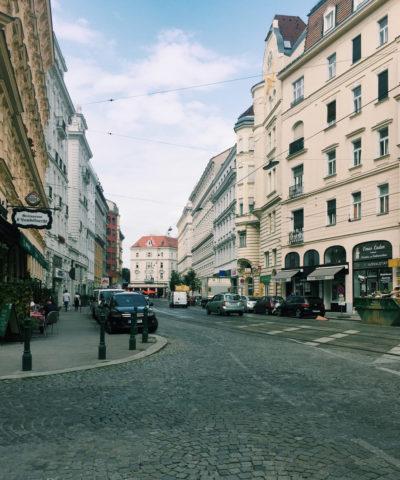Exploring my new city: Vienna, Austria