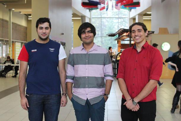 Groceries2Go venture team