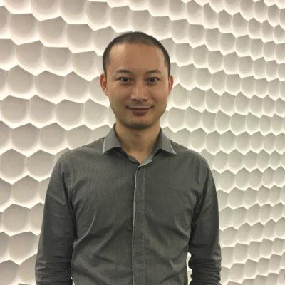 Headshot of Jin Qian