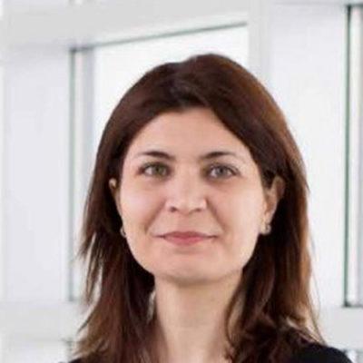 Headshot of Maryam Firoozi