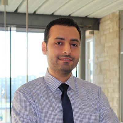 Headshot of Mohamed Al Guindy