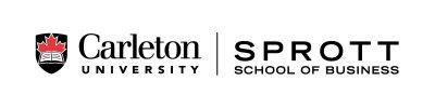 Logo for Sprott School of Business at Carleton University