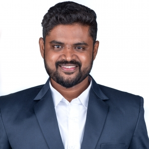 Photo of Vinay Nair