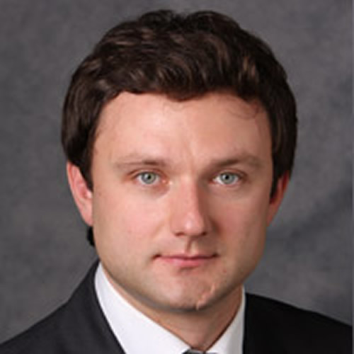 Photo of Dr. Yuriy Zabolotnyuk