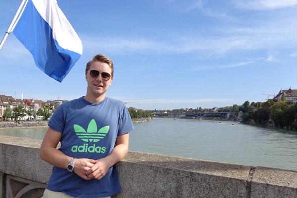 Matt Martin. Germany.