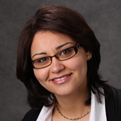 Headshot of Ouafa Sakka