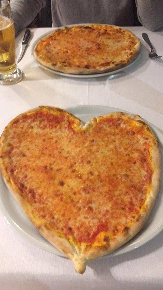 Picture says it all, Italian food has my heart.