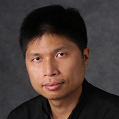Headshot of Alan Cai
