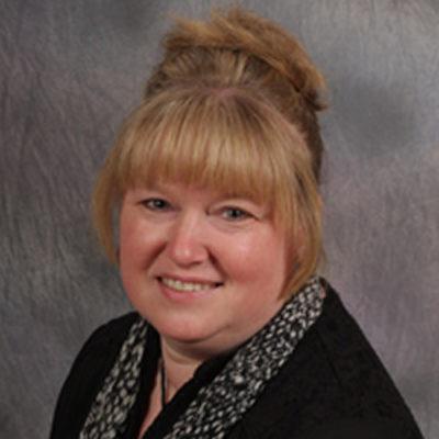 Headshot of Deborah Casselman-Jones