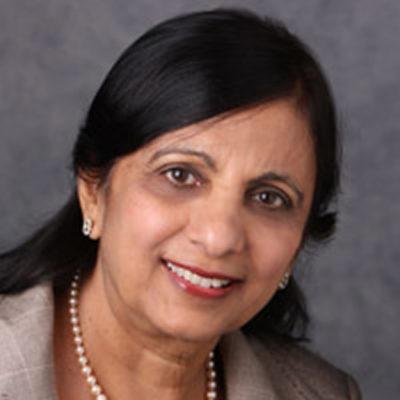 Headshot of Uma Kumar