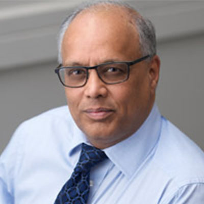 Headshot of Vijay Jog