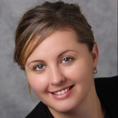 Headshot of Sandra Nelson