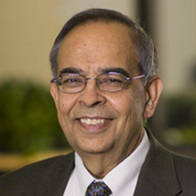 Headshot of Vinod Kumar