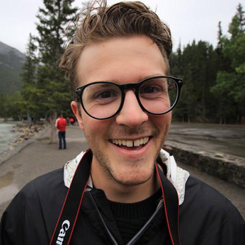 Photo of Zachary Hall